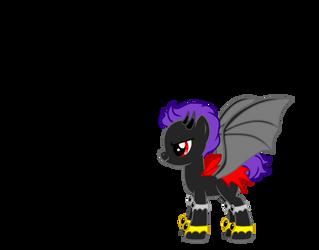 my evil oc by megumbreon