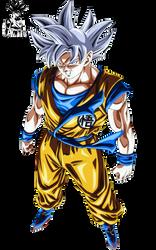Dragon Ball Super Movie - Goku Ultra Instinct by ajckh2