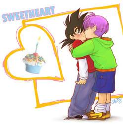 Sweetheart - Truten by Glay