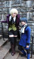 Ciel and Alois 2 by Glay