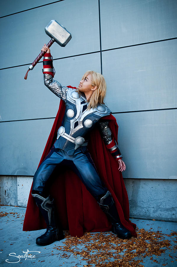 Thor Cosplay by Glay