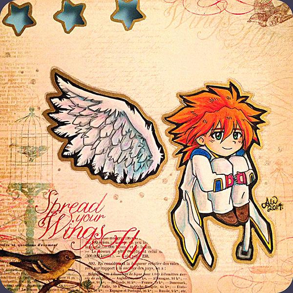 Wings by Glay
