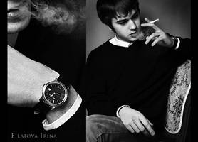 s m o k e and watch by FILIUS