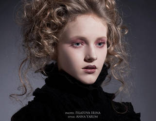 beauty face 2 by FILIUS