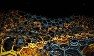 Hexagonal Compound by IvanDuran9