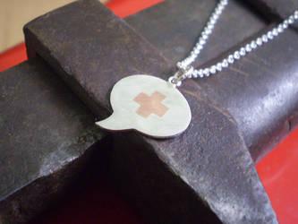 MEDIC pendant by bionic-dingo