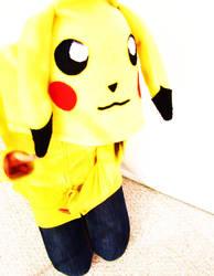 Pikachuuu by Signal-san