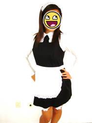 Maid Cosplay~ by Signal-san
