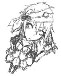 Pirate sketch by Signal-san