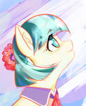 Coco Pommel by mirroredsea