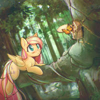 Against Illusions and Reality by mirroredsea