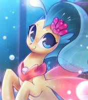 Princess Skystar by mirroredsea