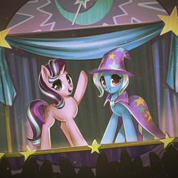 Magic Show! by mirroredsea