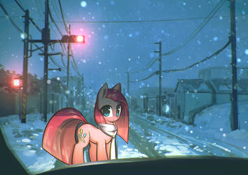 Somewhere Else by mirroredsea