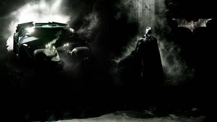 Batcave Wallpaper by rodfdez