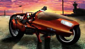 Heavy Enforcer Bike Final by bflynn22