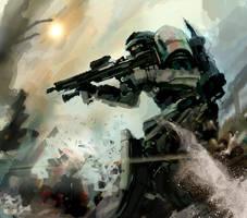 Concept Marine by bflynn22