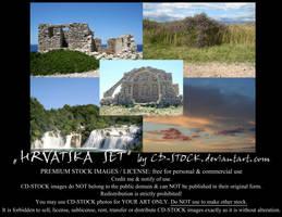 Hrvatska Set by CD-STOCK