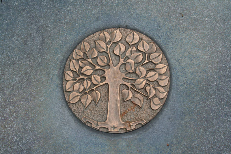 Metallic Tree 01 by CD-STOCK