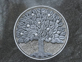 Metallic Tree 03 by CD-STOCK