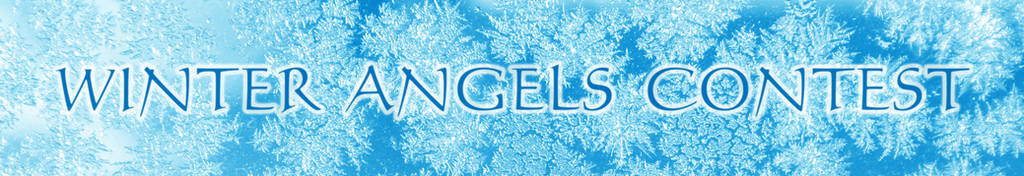 Winter Angels Contest by CD-STOCK