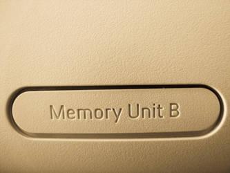 Memory Unit B by ahmedcool