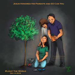 2 Honor Parents by PureMissa