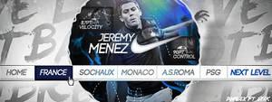 Jeremie Menez Nike by OmarMootamri