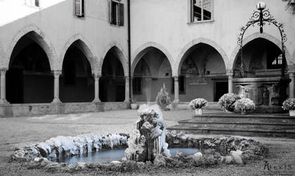 A Cold Convent by AlexisPhotoart