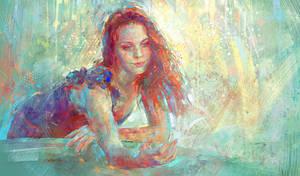 Jessica Truscott - FaeStock by MartaNael