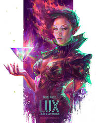 Lux cover by MartaNael