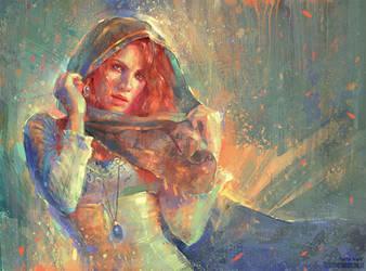 SORCERESS by MartaNael