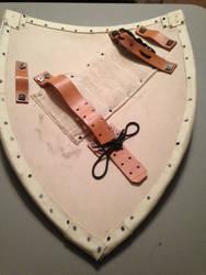 Heater Shield Back by godofimagination