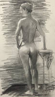 Charcoal by humblestudent