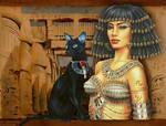Egyptian_beauty by Arinnka