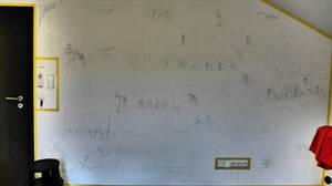 Wall of Geek - WIP by dieroteiris