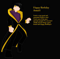 Happy Birthday Arma!!! by GothicBloodBitch711