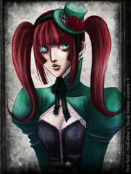 Gothic Amy by masaero