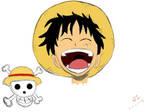 Monkey D. Luffy by cicialexa