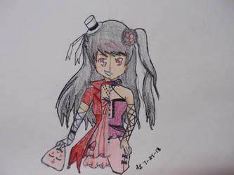 Raisumi Barasui (Contest Entry) by cicialexa