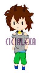 OC by cicialexa