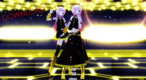 [MMD NC] Appearance Luka [DL] by monobuni