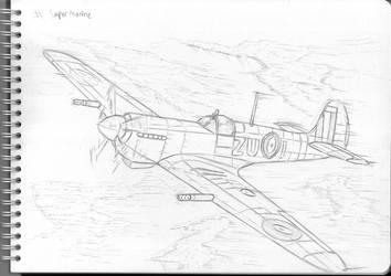 Spitfire by muchrida