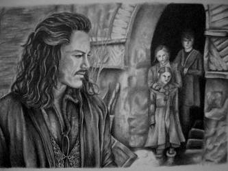 Bard and his family by KateFrankienaBeck