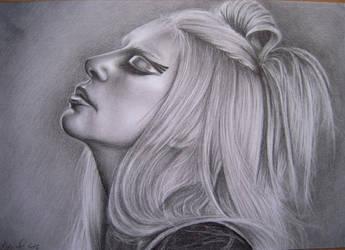 Lady Gaga by KateFrankienaBeck