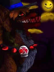 Nightmare:Hirvio Olento-done by Liash by xX-NIGHTBANEWOLF-Xx