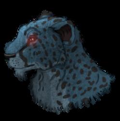 Cheetah Character for a friend by xX-NIGHTBANEWOLF-Xx