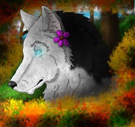 Autumn Huntress by xX-NIGHTBANEWOLF-Xx