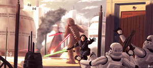 Rebels by uRaioU