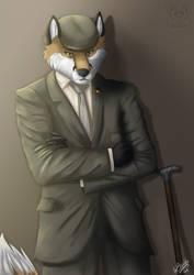 [C] Sorrow by thebigwolflion